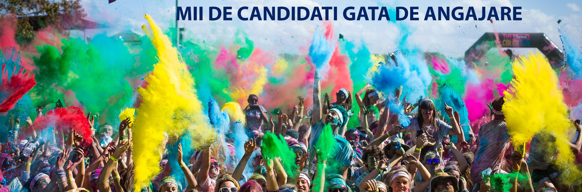 Mii de candidati gata de angajare